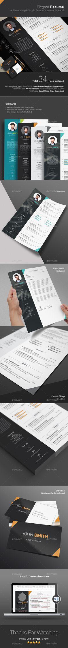 Resume Cv template Resume cv