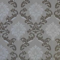 Tablecloth, Louie Damask (Linen Effects, $40, too long possibly)