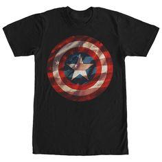 (New Tshirt Great) Flag Shield Shirts this week Hoodies, Funny Tee Shirts