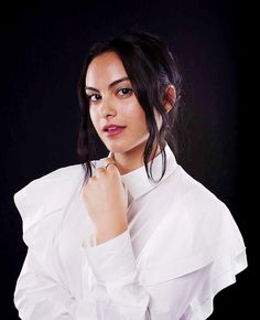 """""""Camila Mendes for Variety Portrait Studio """" The Cw, Celebrity Couples, Celebrity Style, Pretty People, Beautiful People, Beautiful Latina, Camila Mendes Veronica Lodge, Camila Mendes Riverdale, Riverdale Poster"""