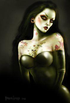 """Darkstar"" by Marcus Jones"