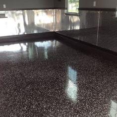 We Review RockSolids Metallic Garage Floor Coating Concrete - Best epoxy coating for garage floors reviews