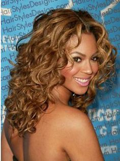 18 Inches Hand Tied 100% Human Real Hair Beyonce's Hairstyle