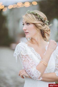 Ślubne wianki - jakie fryzury do nich dobrać - Strona 28