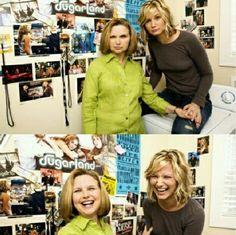 JNett and her mum :)