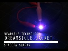 Wearable Project: Dreamsicle Jacket
