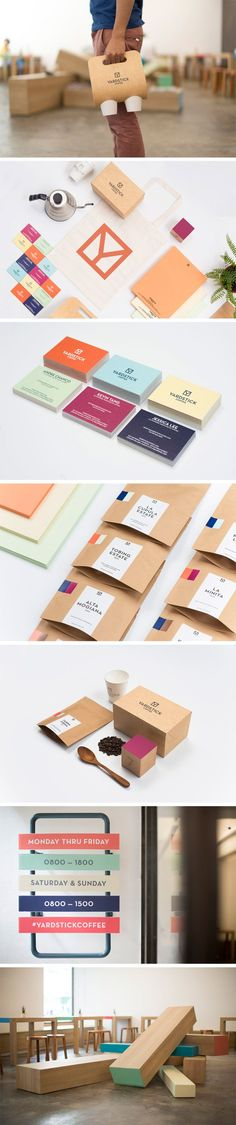 Yardstick Coffee (Branding)