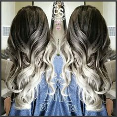 21 Grey Hair Designs You'll Love! CherryCherryBeauty.com  #grey #greyhair…