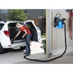 Best Shop Vacs for cleaning the car.