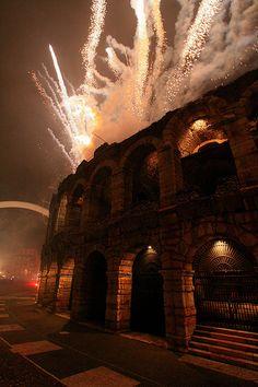 Arena di Verona, Verona, Veneto, Italia