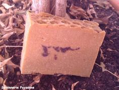 Savon miel cire propolis. www.savonneriepaysanne.fr