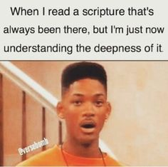 10 Memes Every Bible Lover Will Understand - Project Inspired - Aha…. Informations About 10 Memes Every Bible Lover Will Understand – Project Inspir - Funny Christian Memes, Christian Humor, Christian Life, Funny Christian Pictures, Christian Prayers, Christian Church, Funny Relatable Memes, Funny Quotes, Jw Funny