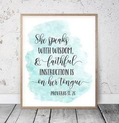 scripture for teachers