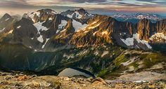 I took a trip to North Cascades National Park with some buddies to climb Sahale Mountain. Top 10 National Parks, Montana National Parks, Cascade National Park, North Cascades National Park, California National Parks, Yosemite National Park, Rialto Beach, Yosemite Camping, Nature Photography