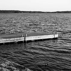 """#exploring #Maine #myMaine #wandering #exploreusa #exploreMaine #exploreAmerica #summer #August #bnw #blackandwhite #daylight #dock #onthewater"" Photo taken by @ndoocy on Instagram, pinned via the InstaPin iOS App! http://www.instapinapp.com (09/03/2015)"