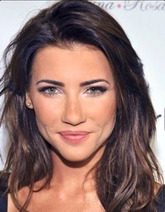 Jacqueline MacInnis Wood, actress playing Steffy Forrester-Spencer on CBS daytime drama The Bold & The Beautiful