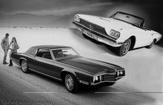 1971-1966 Ford Thunderbird