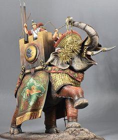 Эллинистический слон
