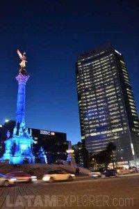 Ángel de la Independencia - Ciudad de México, DF