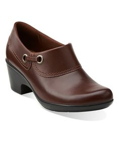 Another great find on #zulily! Brown Genette Danby Leather Bootie #zulilyfinds