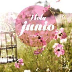 ¡Hola #Junio!