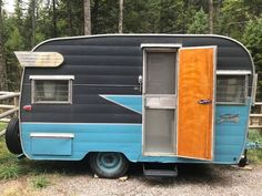 1963 Restored Shasta Trailer 12 Camp - Somers, MT Camper Trailer For Sale, Vintage Campers Trailers, Trailers For Sale, Camper Trailers, Shasta Trailer, Vintage Caravans, Camper, Campers, Caravan