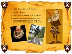 Slide 4 of 22 of Don quijote de la mancha