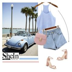 """""""Shein 2/10"""" by mell-2405 ❤ liked on Polyvore featuring New Look"""