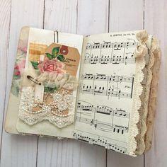 Ladies Keepsake Junk Journal - Beth - The Graphics Fairy Album Journal, Scrapbook Journal, Art Journal Pages, Junk Journal, Journal Ideas, Daily Journal, Journal Covers, Journal Inspiration, Creative Journal