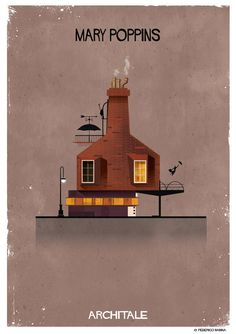 Gallery of Federico Babina's ARCHITALE Brings Fairytales To Life - 15