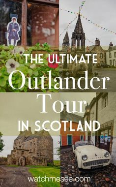 Are you a fan of Outlander? Then this Outlander Explorer Tour by Highland Explorer Tours is the perfect day trip for you!