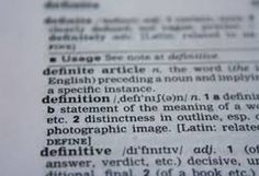 10 terrific terms to delight word lovers | Articles | Main