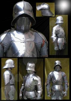 Gothic armor.