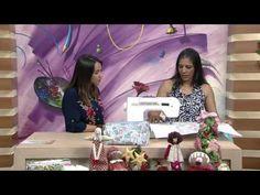 Mulher.com - 14/12/2016 - Necessaire prática - Nívea Silva P1 - YouTube