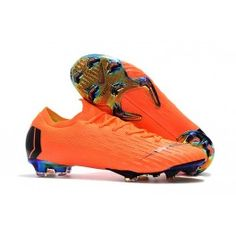 reputable site 82cd9 cd754 Nike World Cup 2018 Mercurial Vapor XII FG Boots - Orange Black Nike World,  Nike