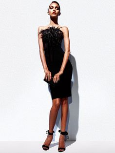 Tom Ford's Spring 2012 Collection Revealed Exclusively on Vogue.com
