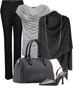 """""""Back to Work"""" by orysa on Polyvore"""