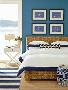 Bedroom -  nautical