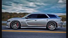 If I were a new Hellcat Dodge Magnum...