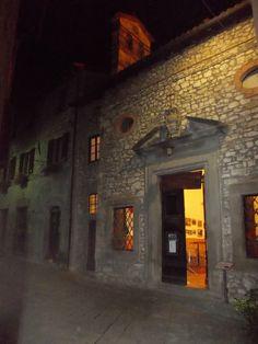 Sala musica Castiglione Garfagnana