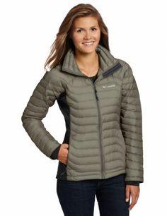 Columbia Women`s Powerfly Hybrid Down Jacket $120.00