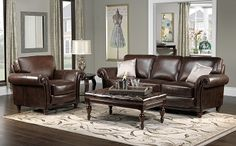 Living Room Furniture-The Houston Collection-Houston Sofa