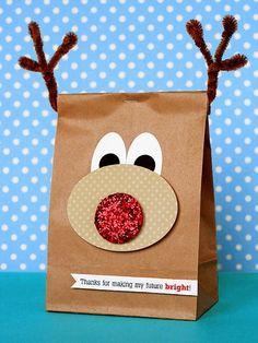 Fun gift wrap ideas of kids