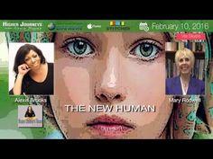Mary Rodwell - The New Human (February 2016) - YouTube