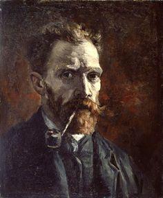 Vincent van Gogh Self-Portrait 1886