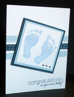 Carolyn's Paper Fantasies: Stampin' Up! Baby Prints