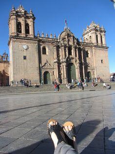 Catedral Basilica de la Virgen de la Asuncion, Cusco, Peru
