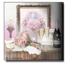 """Wedding Day Memories"" by fowlerteetee ❤ liked on Polyvore featuring art"
