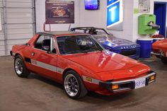 Midwest-Bayless Fiat 220 horses worth of Vitamin K Fiat X19, Ferrari 360, New Ferrari, Fiat Cars, Acura Tl, Fiat Abarth, Roll Cage, Modified Cars, Small Cars