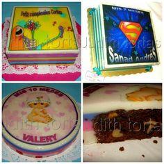 Gelatinas con tortas 2en1, genial y divinas!!